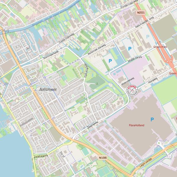Stokkel Installatie - Molenvlietweg 6 - Aalsmeer - Locatie - Contact opnemen met Stokkel Installatie