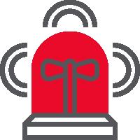Zakelijk veilig! Zoals brandmeldinstallaties installeert Stokkel Installatietechniek voor jouw bedrijf of organisatie.