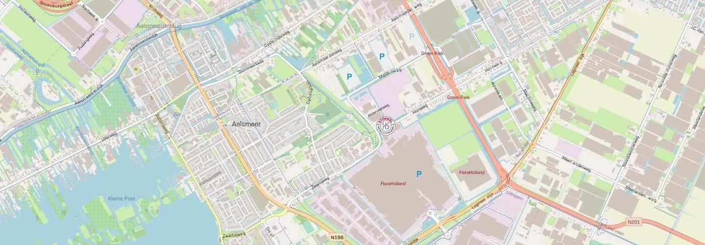 Stokkel Installatie - Molenvlietweg 6 - Aalsmeer - Locatie - groot